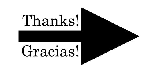 thanks gracias commentscomentarios