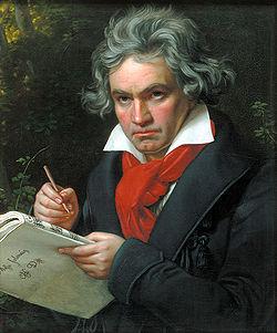 Ludwig van Beethoven (Fuente Wikipedia)